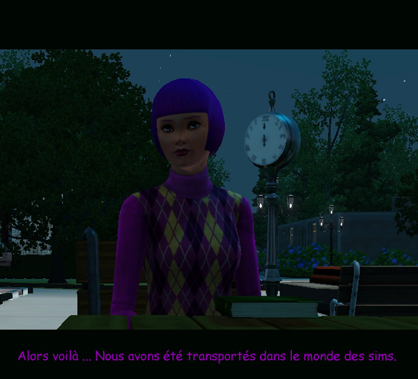[Histoire] Friendship is magic version sims 210