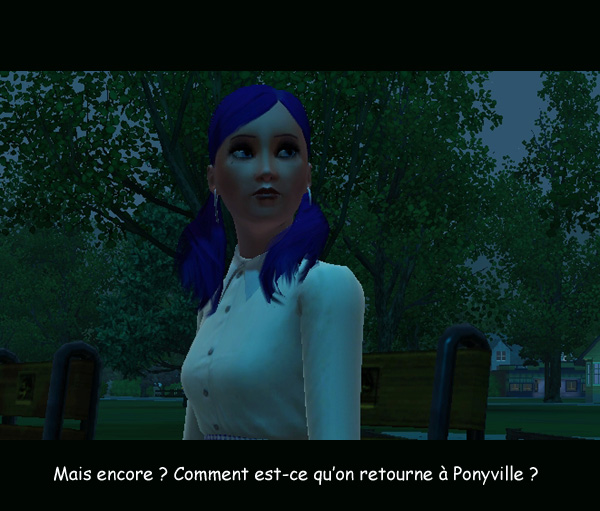 [Histoire] Friendship is magic version sims 310