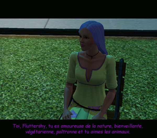 [Histoire] Friendship is magic version sims 812