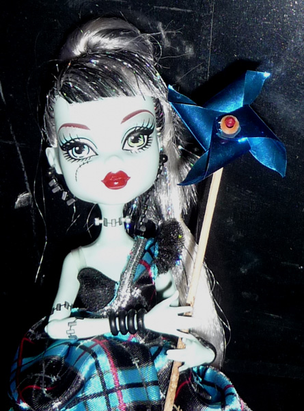 Mes photos de Monster High Franki11