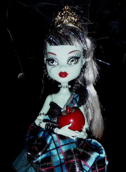 Mes photos de Monster High Franki12