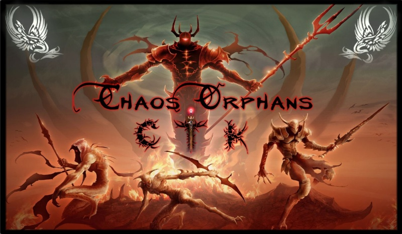 Hall de Chaos Orphans