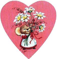 St valentin, et déclaration. - Page 2 Coeurs10