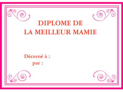 Fête des Mamies. - Page 2 Diplom10