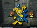 Tous ce qui est en rapport avec halloween, sauf les sorcière 06103110