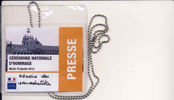 Boiteux Dominique Chef de Bataillon 4ème RHFS Mort au Champ d'Honneur au Mali le 11 janvier 2013 - opération SERVAL Presse10