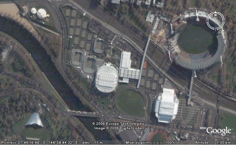 Tournois ATP Courts10