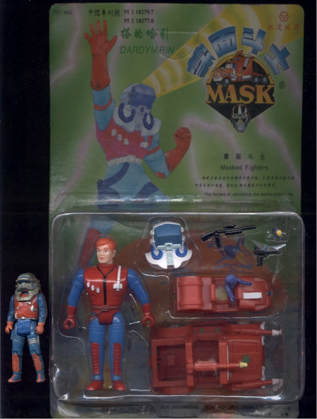 bootlegs M.A.S.K. Chin110