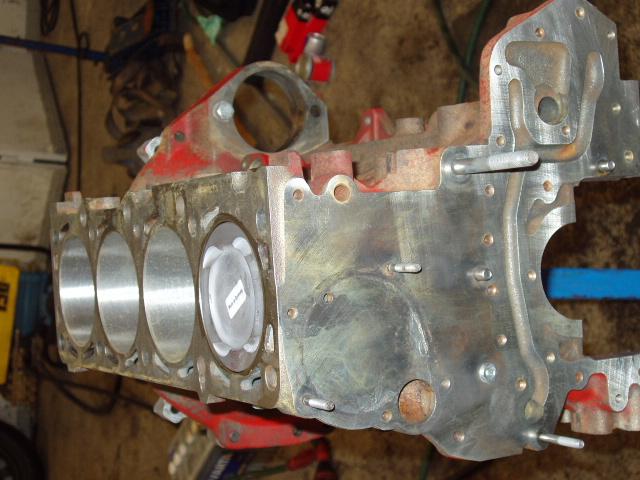 E-Tech - Renovering av en B234F (Går som en klocka) Fram_s10