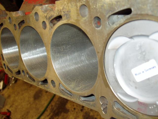 E-Tech - Renovering av en B234F (Går som en klocka) Framif10