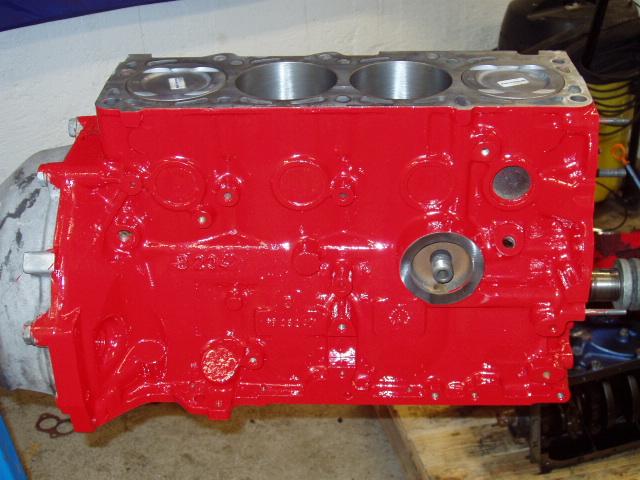 E-Tech - Renovering av en B234F (Går som en klocka) Nymala10