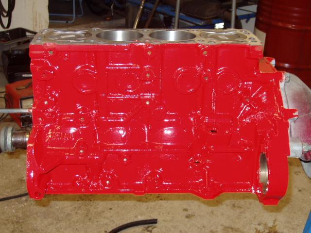 E-Tech - Renovering av en B234F (Går som en klocka) Nymala11
