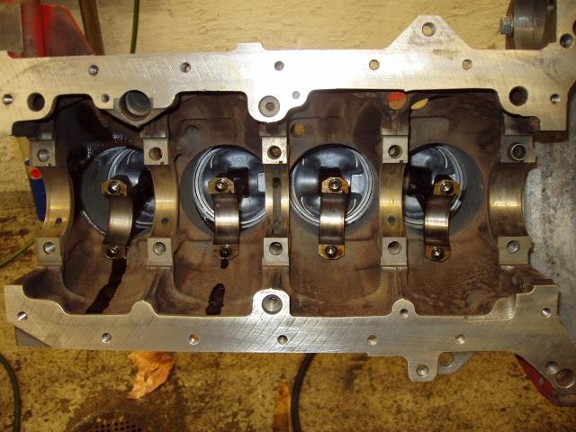 E-Tech - Renovering av en B234F (Går som en klocka) Underi10