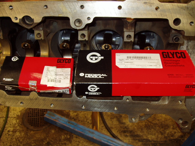 E-Tech - Renovering av en B234F (Går som en klocka) Underi12