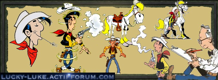 LE forum de lucky-luke