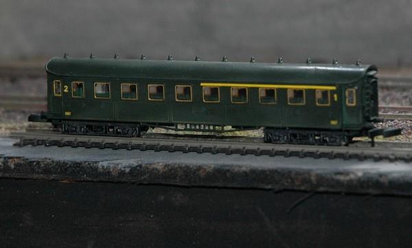 Rame  voitures C4u A4b410