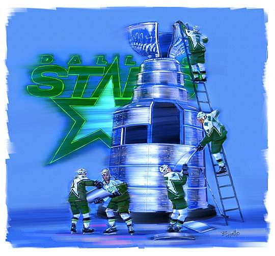 Ligue Simulé de NHL 2007 par Xbox
