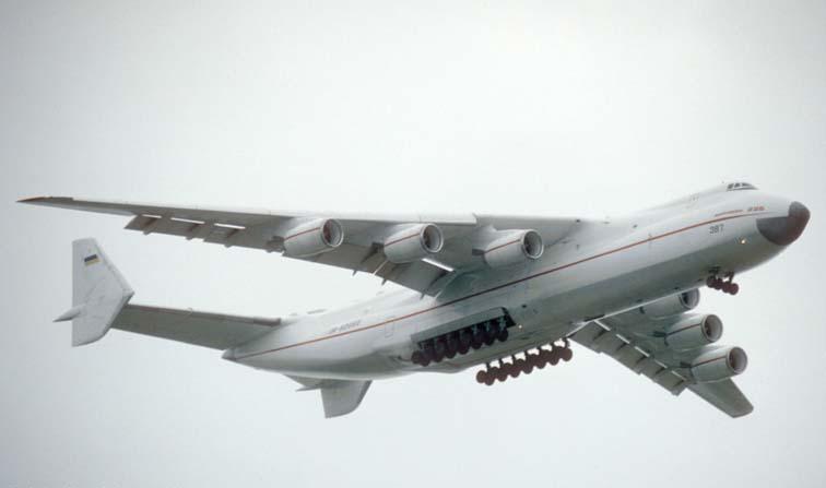 Les très gros porteurs An-22510