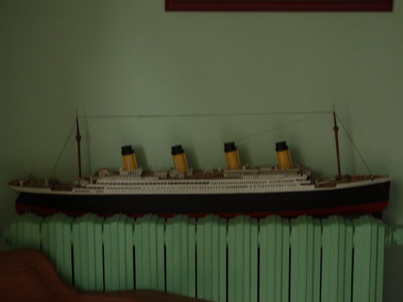 Maquette du Titanic - Page 2 P4150110