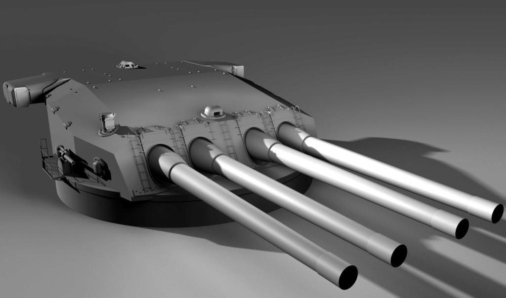 Armement des navires de la Royale durant la 2 GM 380_mm10