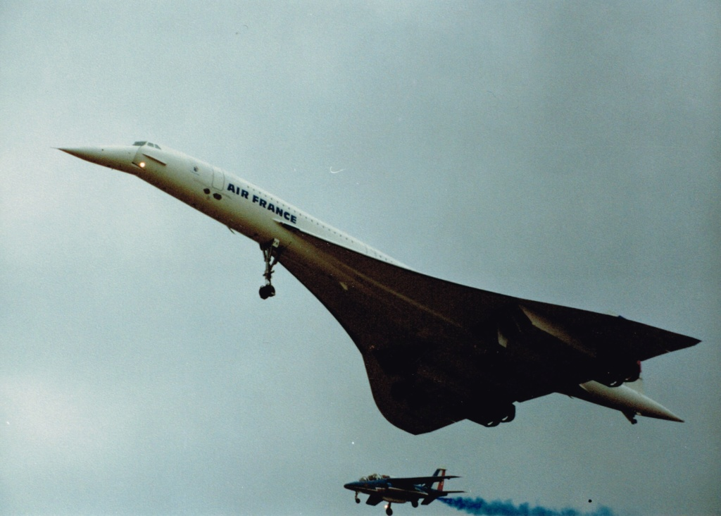 SST Aerospatiale/BAC Concorde 001 : 50 ans déjà ! Concor11