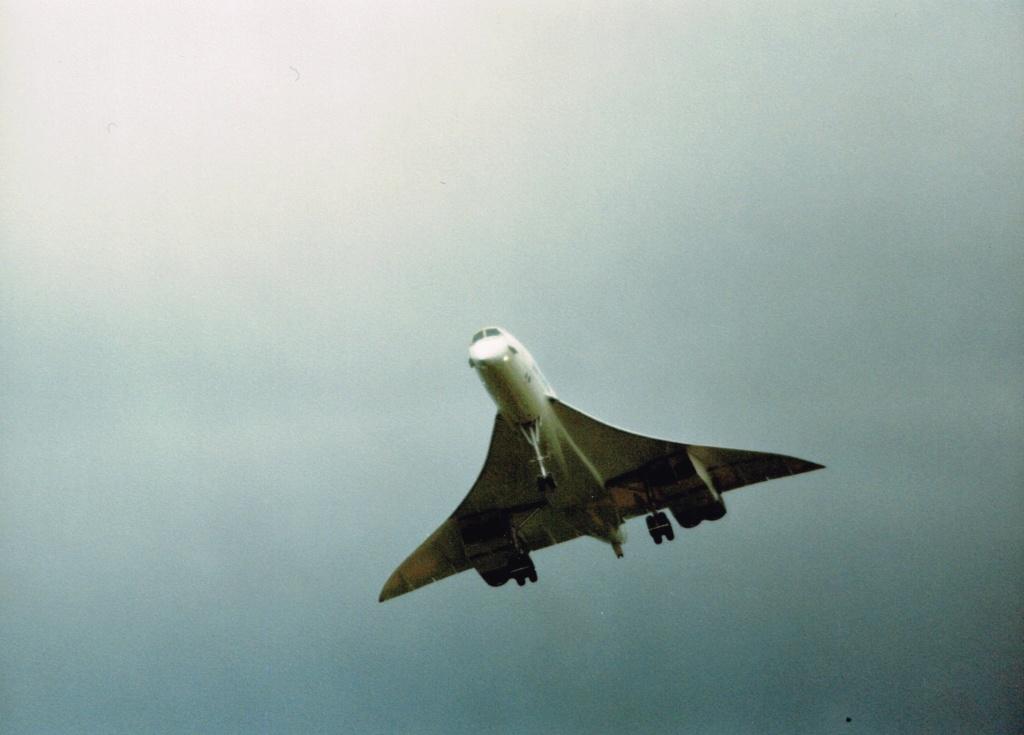 SST Aerospatiale/BAC Concorde 001 : 50 ans déjà ! Concor13