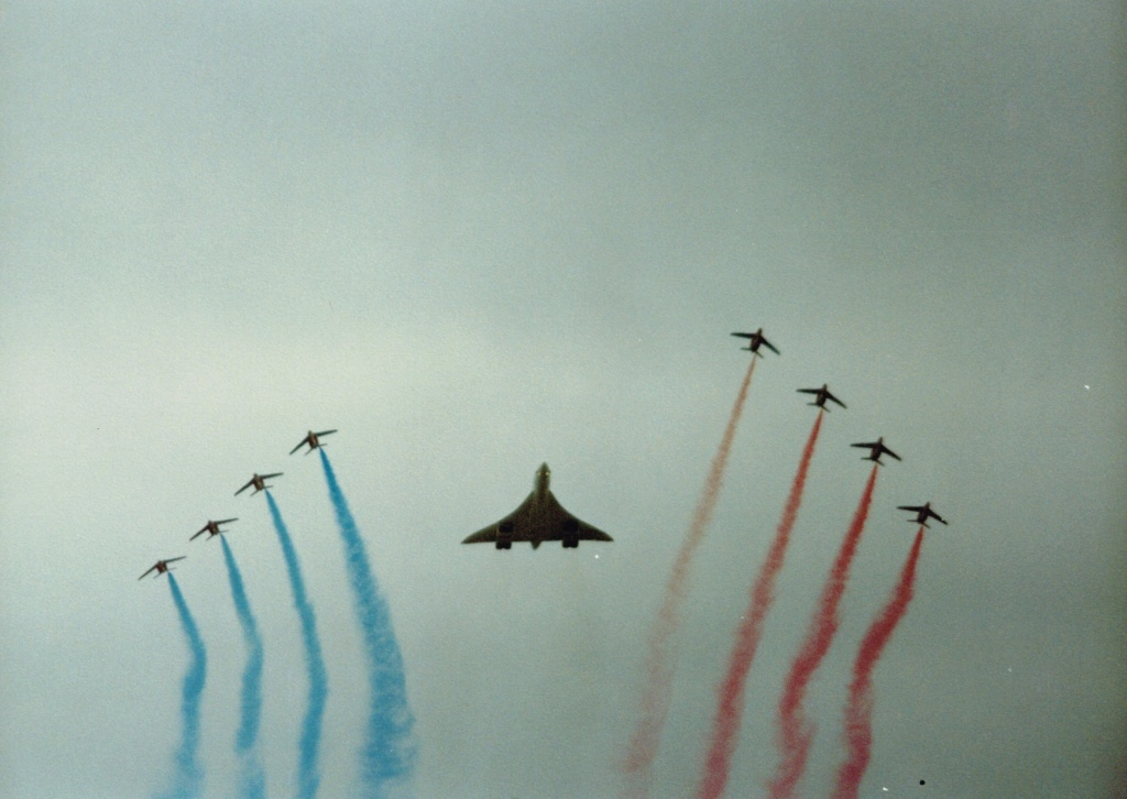 SST Aerospatiale/BAC Concorde 001 : 50 ans déjà ! Concor14