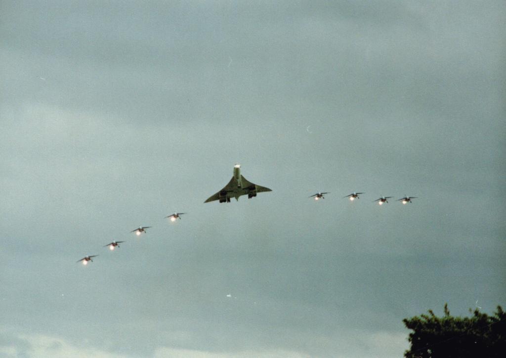 SST Aerospatiale/BAC Concorde 001 : 50 ans déjà ! Concor16