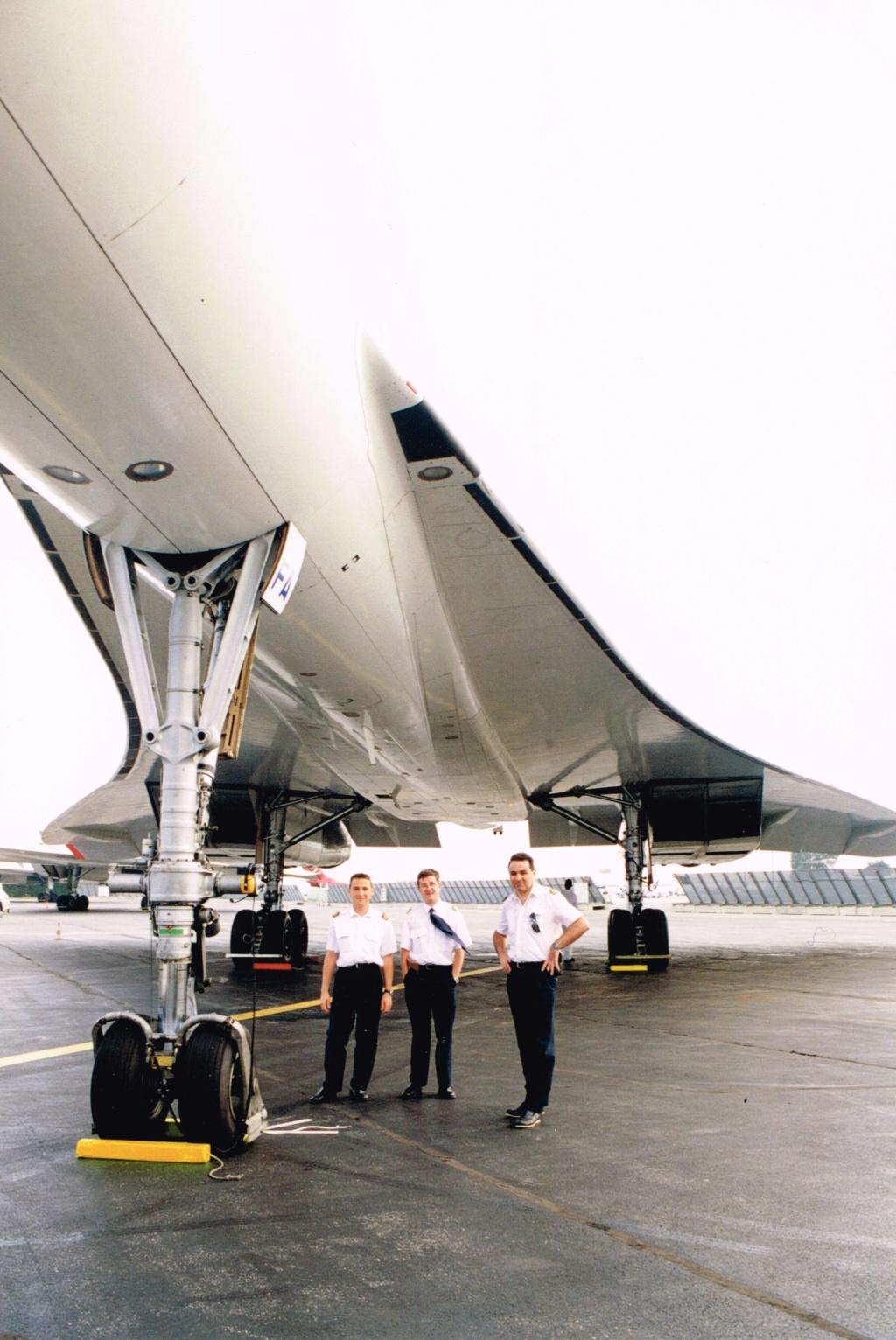 SST Aerospatiale/BAC Concorde 001 : 50 ans déjà ! Concor17