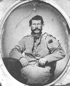 Galerie photos d'époque: Combattants de la guerre civile US Sergea10