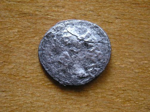 Quinario de Emerita (por Augusto,  25-23 a.C.) Imagen10