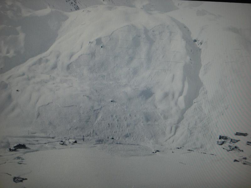 Souvenirs de tempêtes, avalanches et incendies divers 5410