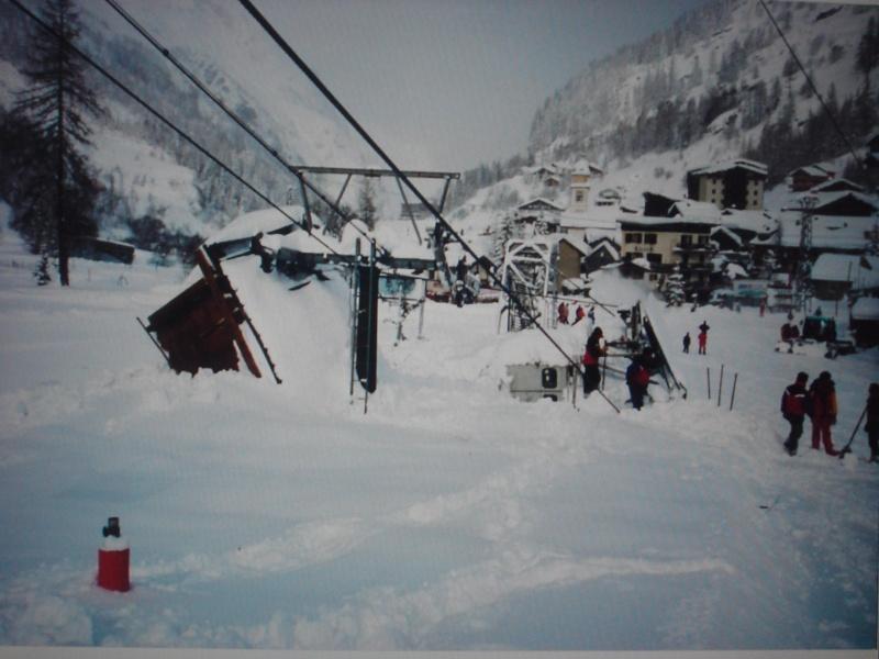 Souvenirs de tempêtes, avalanches et incendies divers 6110