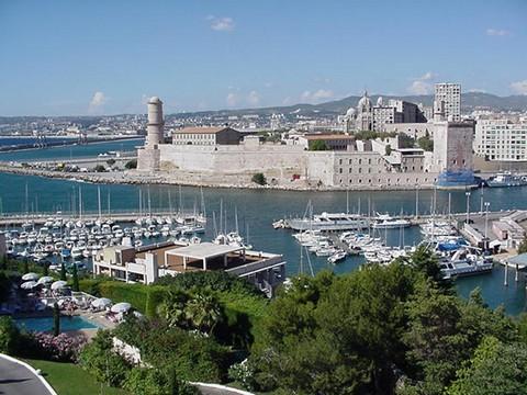 [Ports] Marseille aujourd'hui - Les îles du Frioul. Fort-s10