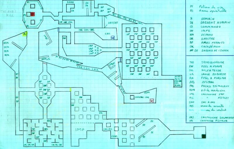 Construction de niveau Doom et Doom 2 E1m110