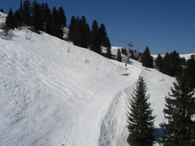 Slalom géant; Megève Rochebrune Côte 2000 Dsc01425