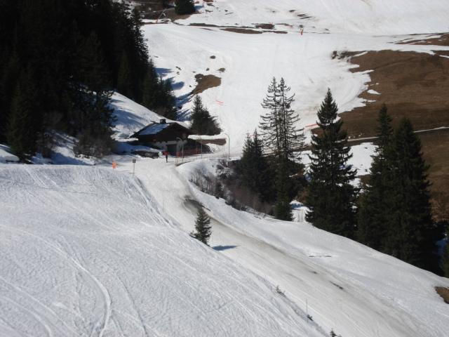 Slalom géant; Megève Rochebrune Côte 2000 Dsc01428