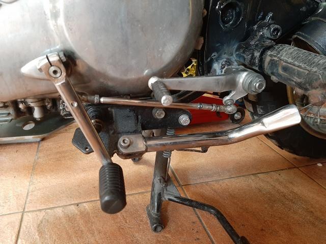 [RESOLU] Déplacer la pédale de frein arrière sur mon bobber+ commande reculée sélecteur tout le déroulé de la modiff....... 20200448