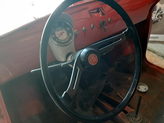 Ma petite 500 bi cylindres de 1965............ 20200521