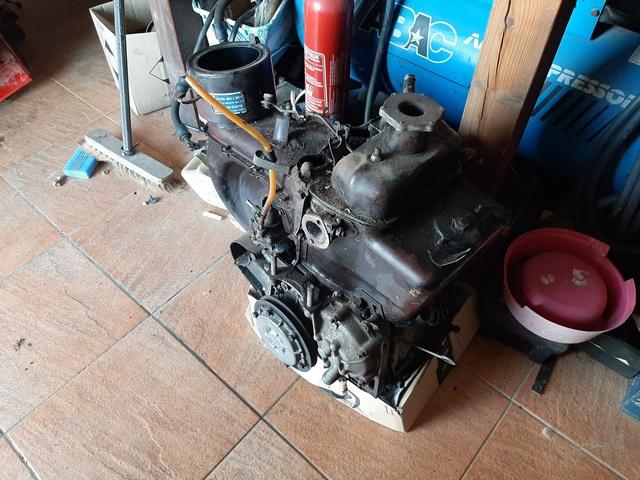 Ma petite 500 bi cylindres de 1965............ 20200522