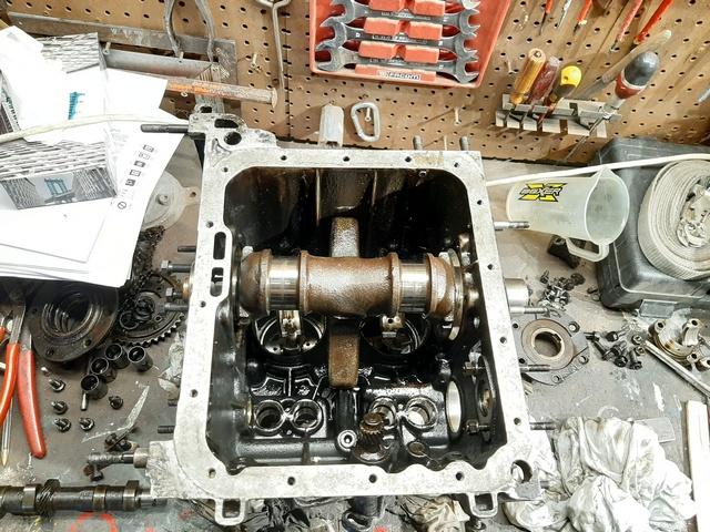 Ma petite 500 bi cylindres de 1965............ 20200614