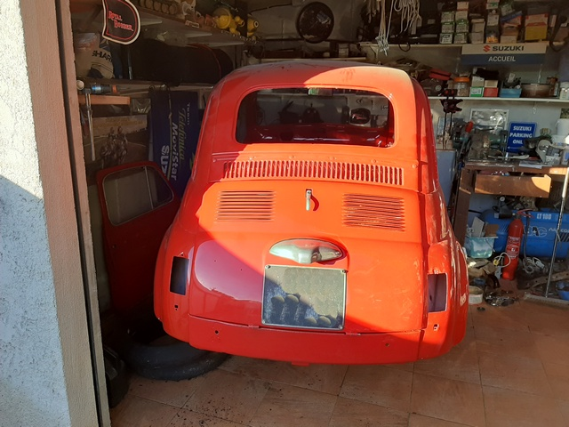 Ma petite 500 bi cylindres de 1965............ 20200634