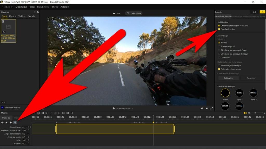 Essais vidéo 360° PERSO Auto et moto................ Captur12
