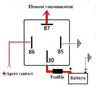 [RESOLU] Montage relais pour sirène forte puissance................ D3b1ce10