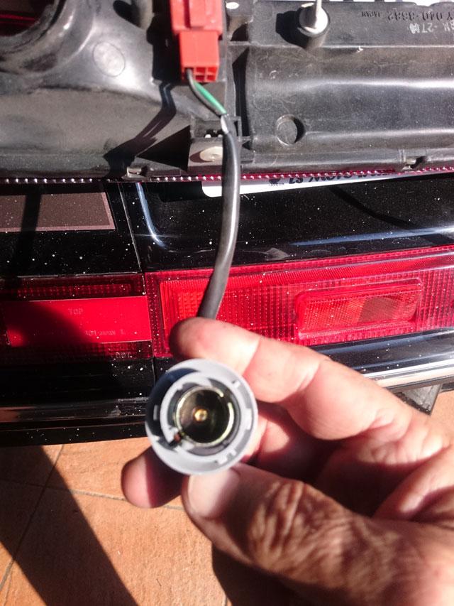 Les modifs sur mon 1500 SE, Leds,remplacement HP page 9, fabrication protections sacoches............... Dsc_6726
