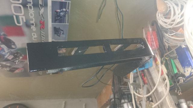 Les modifs sur mon 1500 SE, Leds,remplacement HP page 9, fabrication protections sacoches............... - Page 3 Dsc_7621