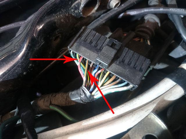 TUTO  Augmenter la vitesse pour le cruise control dit régulateur........... Dsc_8014
