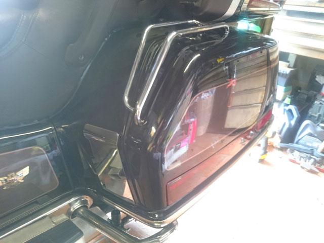 Les modifs sur mon 1500 SE, Leds,remplacement HP page 9, fabrication protections sacoches............... - Page 13 Dsc_8714