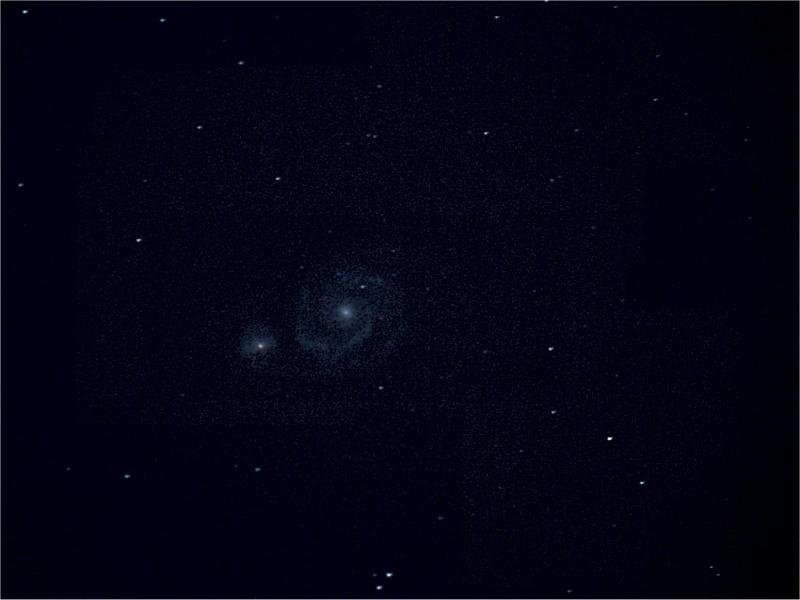 Messier  51 -Test Guidage - Ciel Profond Crw35911
