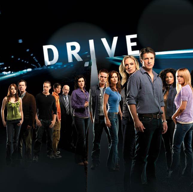 Drive la nouvelle serie de FOX Drive10